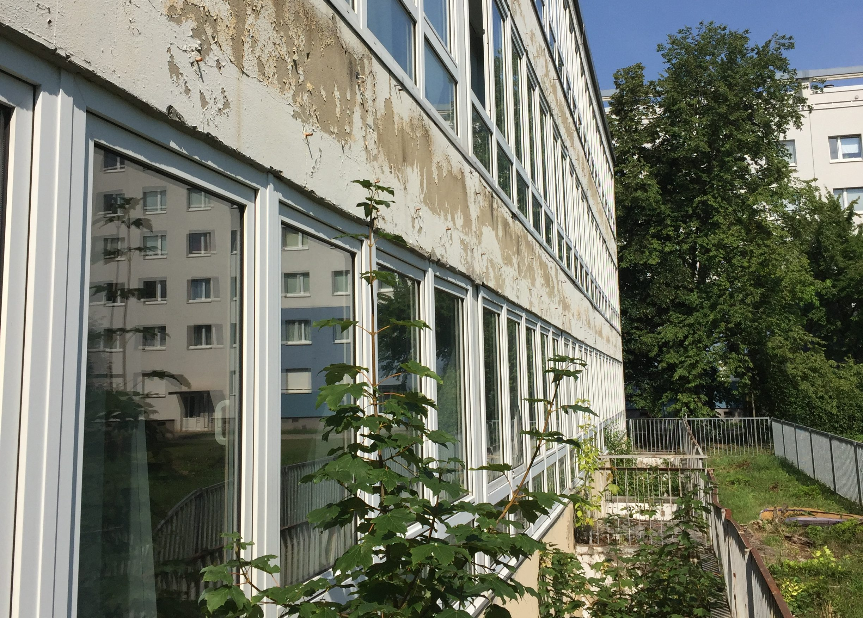 Gustav-Weidanz-Weg alt Balkon